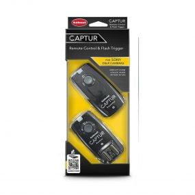 Hähnel Captur Remote kaukolaukaisin – Sony