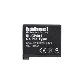 Hähnel Akku GoPro HL-GP401