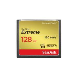 Sandisk CF Extreme 128GB 120MB/s UDMA7