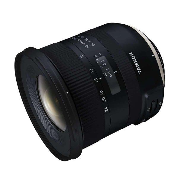 Tamron 10-24mm f/3.5-4.5 DI II VC HLD – Canon