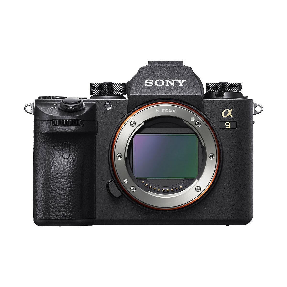Sony Alpha a9 Competitive Edge tuotepaketti