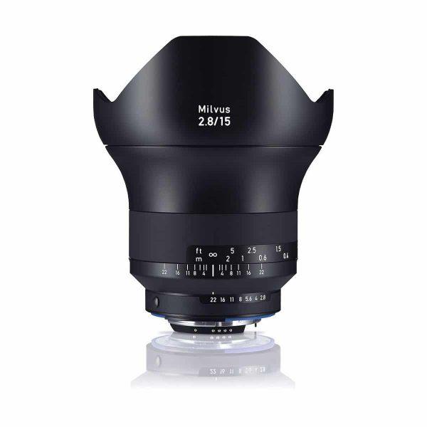 Zeiss Milvus 15mm f/2.8 Distagon T* ZF - Nikon F