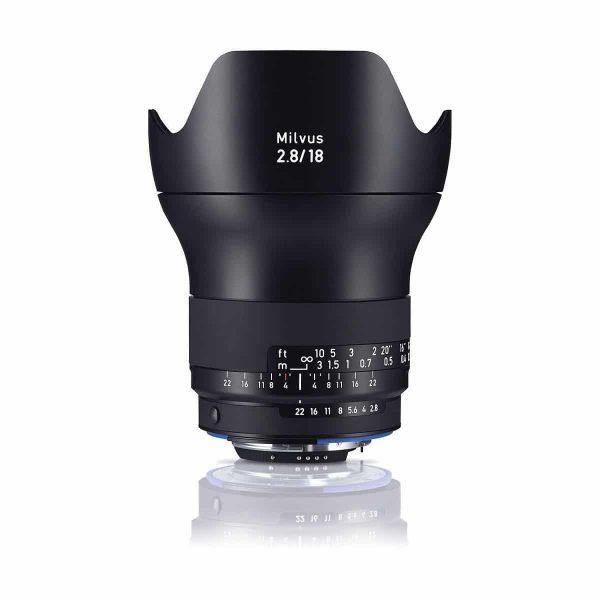 Zeiss Milvus 18mm f/2.8 Distagon T* ZF - Nikon F