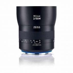 Zeiss Milvus 50mm f/2 Makro-Planar ZE – Canon EF