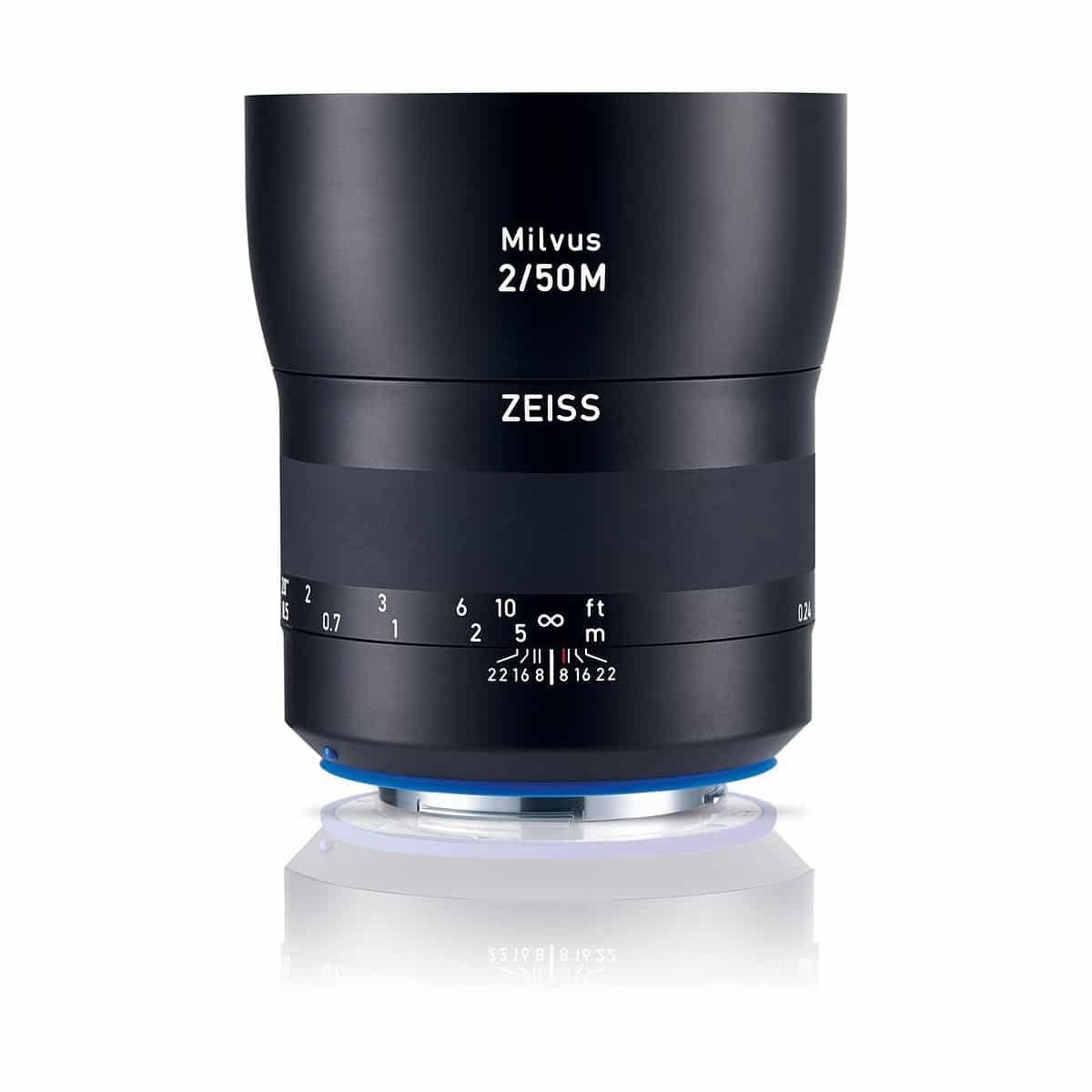 Zeiss Milvus 50mm Makro-Planar f/2M ZE – Canon EF