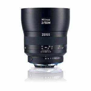 Zeiss Milvus 50mm f/2 Makro-Planar ZF – Nikon F
