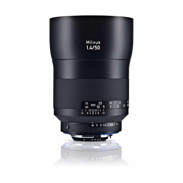 Zeiss Milvus 50mm f/1.4 Distagon T* ZF - Nikon F
