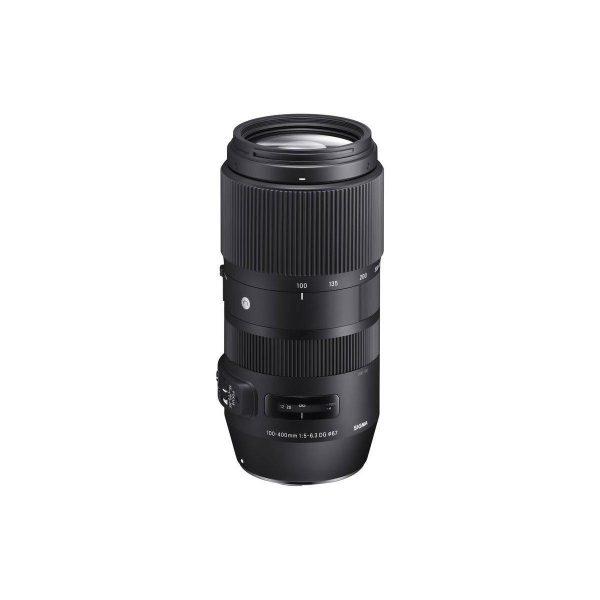 Sigma 100-400mm f/5-6.3 C DG OS HSM - Canon EF / EF-S