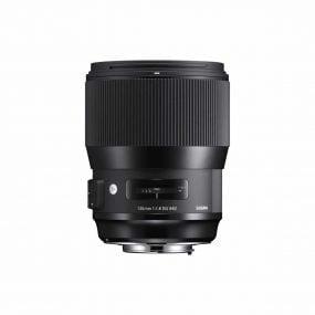 Sigma 135mm f/1.8 Art – Canon EF / EF-S