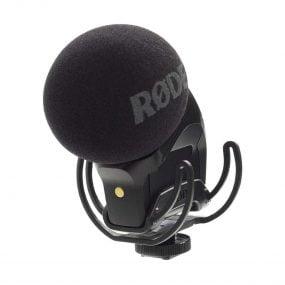 Røde Stereo Videomic Pro Mikrofoni
