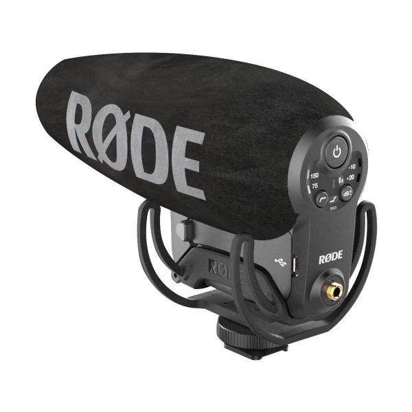 Røre VideoMic Pro+ - Vuokralaite