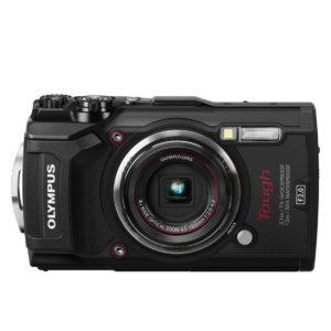 Olympus Tough TG-5 musta