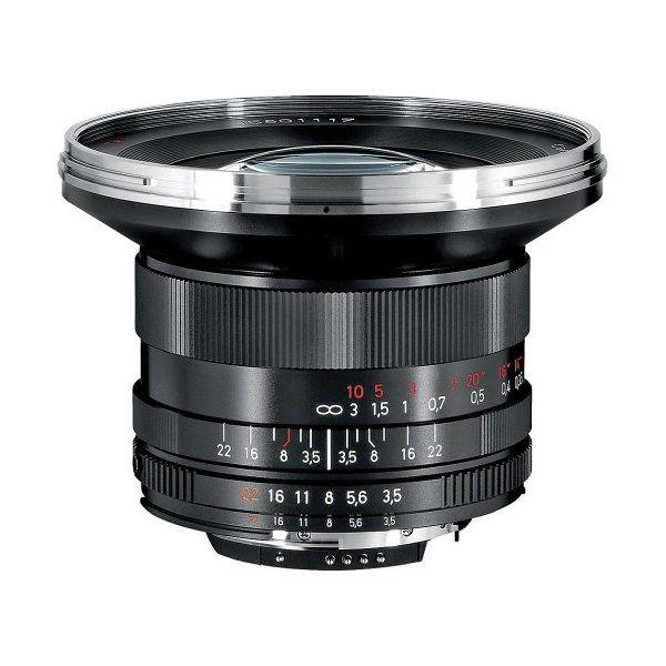 Zeiss 18mm f/3.5 Distagon T* - Nikon F
