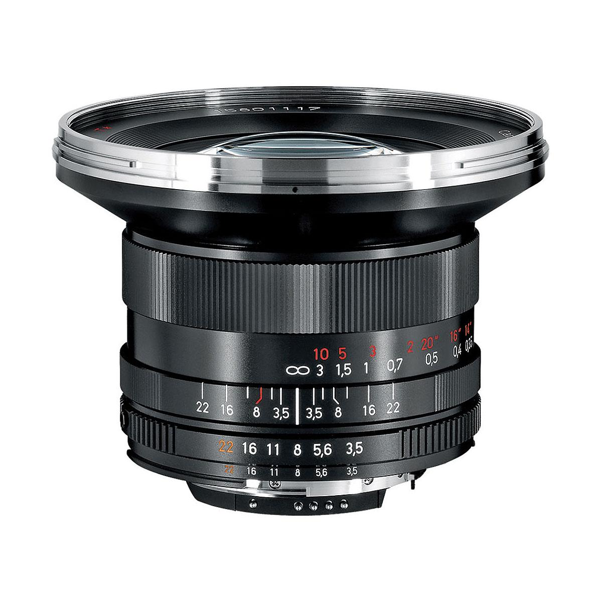 Zeiss 18mm f/3.5 Distagon T* – Nikon F