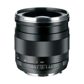 Zeiss 25mm f/2 Distagon T* – Canon EF