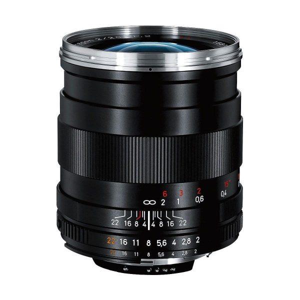 Zeiss 28mm f/2 Distagon T* - Nikon F