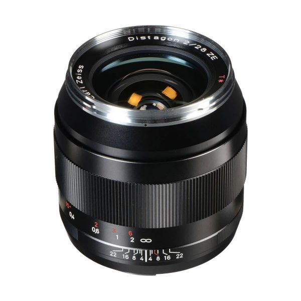 Zeiss 28mm f/2 Distagon T* - Canon EF