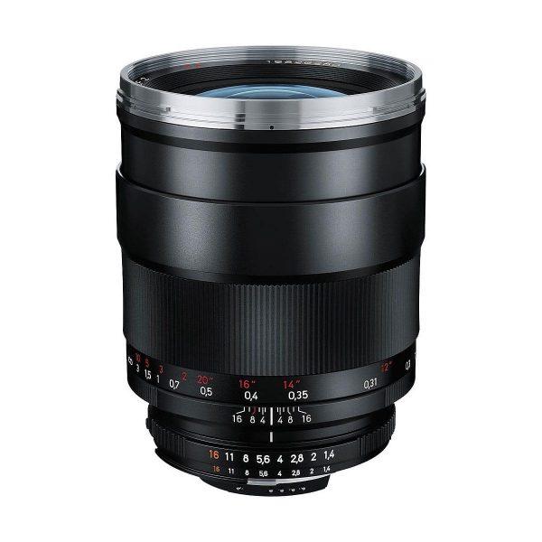Zeiss 35mm f/1.4 Distagon T* - Nikon F