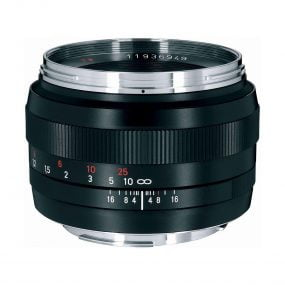 Zeiss 50mm f/1.4 Planar T* – Canon EF