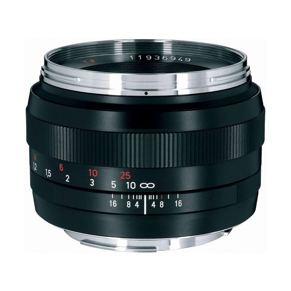 Zeiss 50mm f/1.4 Planar T* - Canon EF