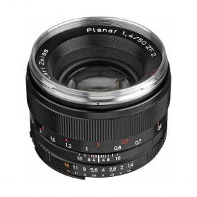 Zeiss 50mm f/1.4 Planar T* – Nikon F