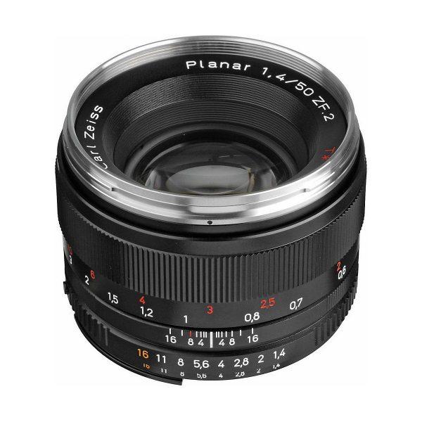 Zeiss 50mm f/1.4 Planar T* - Nikon F