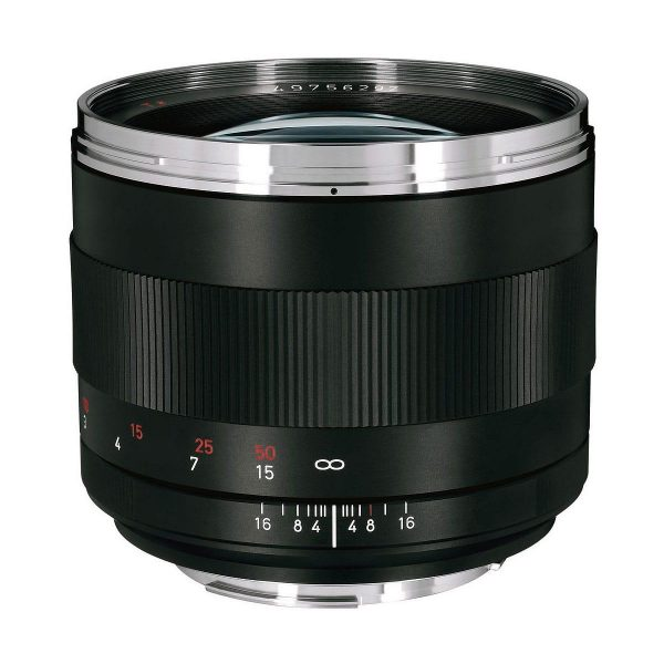 Zeiss 85mm f/1.4 Planar T* - Canon EF
