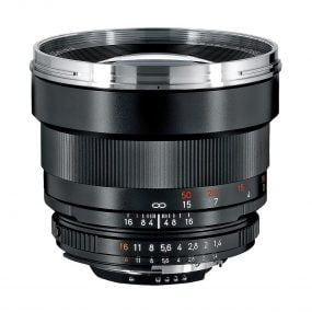 Zeiss 85mm f/1.4 Planar T* – Nikon F