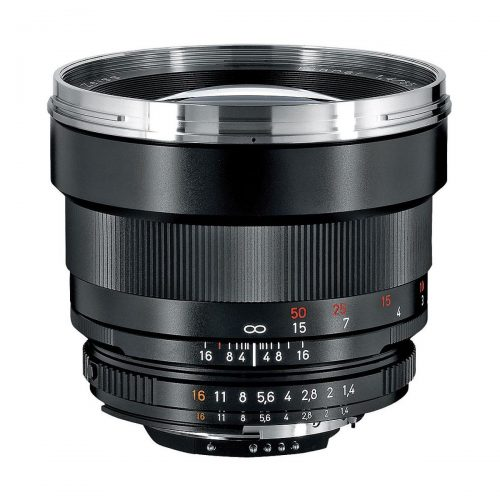 Zeiss 85mm f/1.4 Planar T* – Nikon F