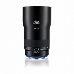 Zeiss Milvus 100mm f/2 Makro-Planar ZE – Canon EF