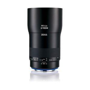 Zeiss Milvus 100mm f/2 Makro-Planar ZE - Canon EF