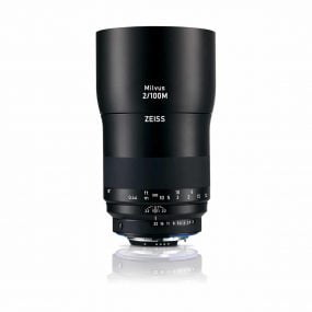 Zeiss Milvus 100mm f/2 Makro-Planar ZF – Nikon F