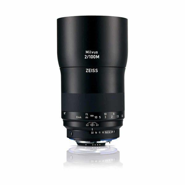 Zeiss Milvus 100mm f/2 Makro-Planar ZF - Nikon F