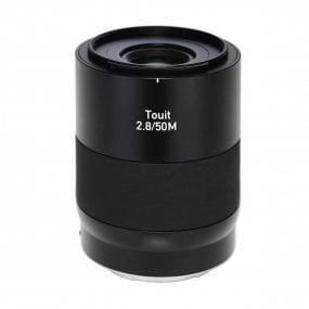 Zeiss Touit 50mm f/2.8 Planar T* Makro – Fuji X