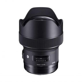 Sigma 14mm f/1.8 DG HSM Art – Canon EF / EF-S