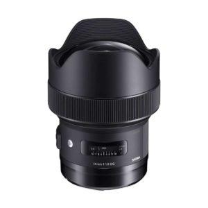 Sigma 14mm f/1.8 DG HSM Art - Canon EF / EF-S