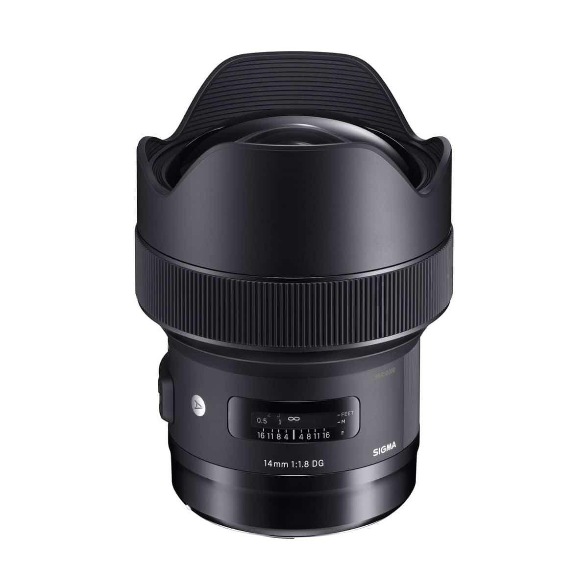 SIGMA 14mm F1.8 DG HSM Art – Nikon