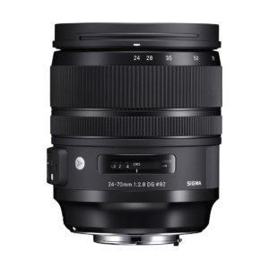 Sigma 24-70mm f/2.8 DG OS HSM Art – Nikon F