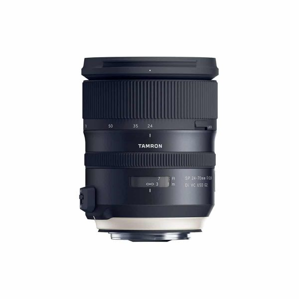 Tamron 24-70mm f/2.8 VC G2 - Canon