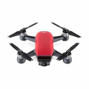 DJI Spark Lava Red – minikopteri