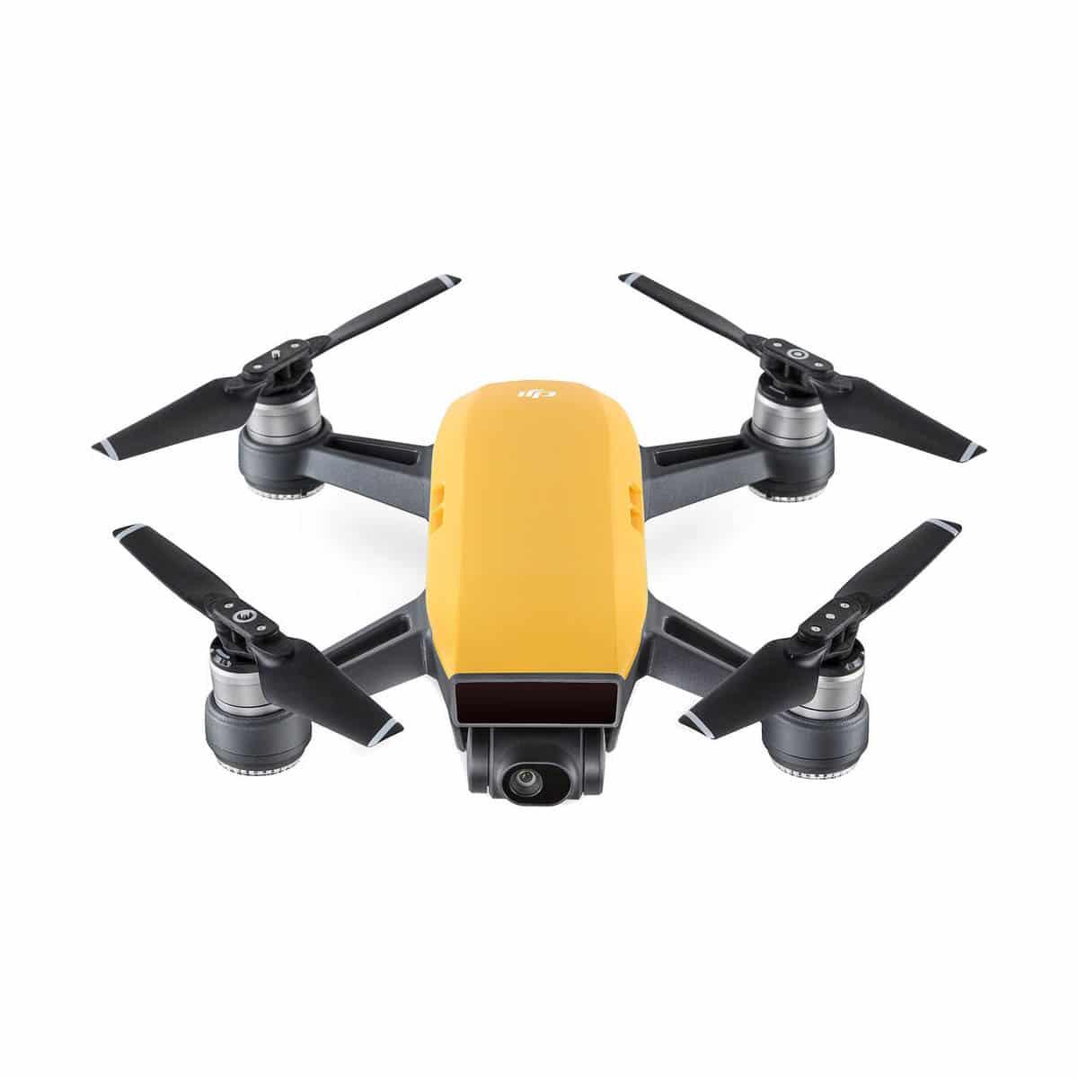 DJI Spark Sunrise Yellow – minikopteri
