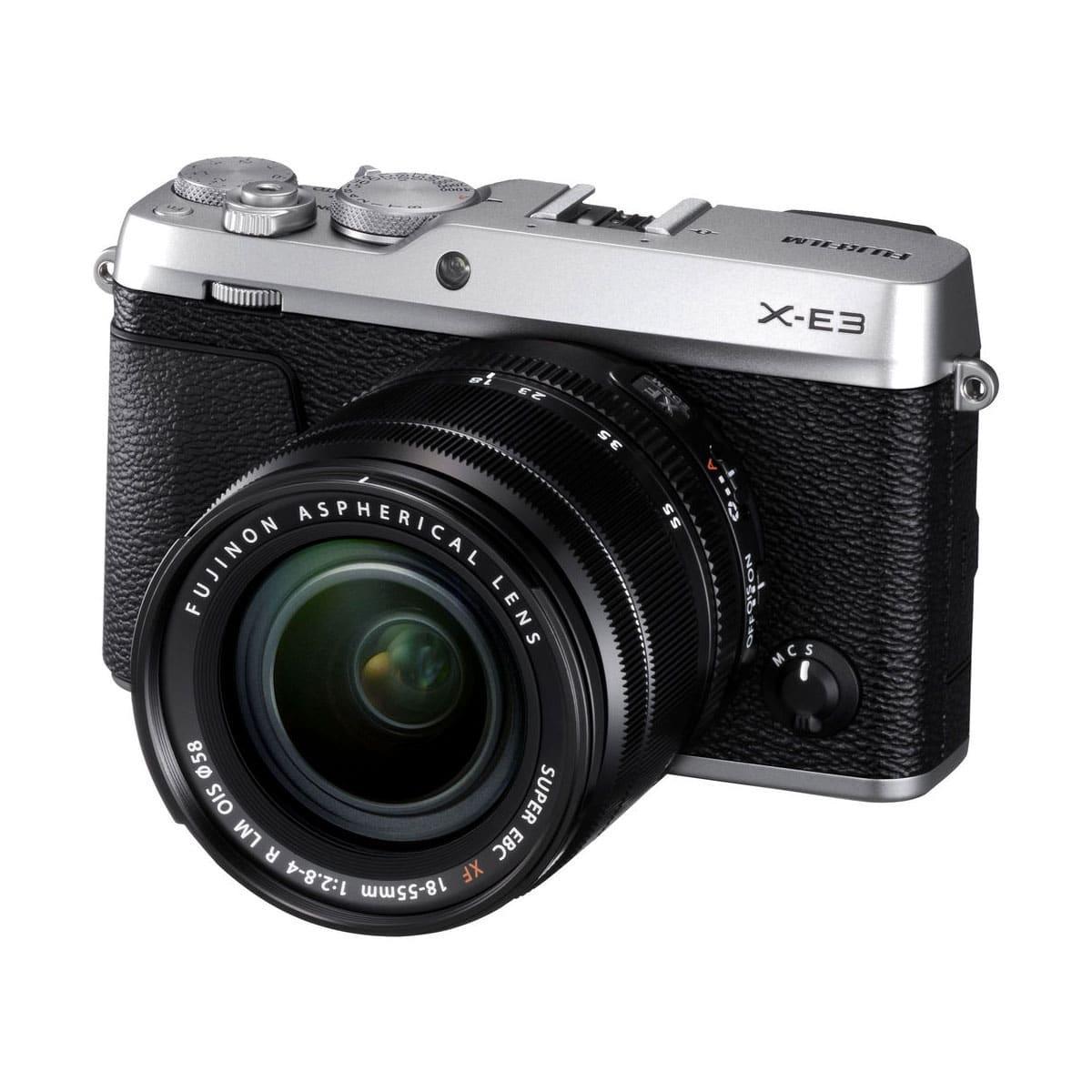 Fujifilm X-E3 + 18-55 F2.8-F4 hopea