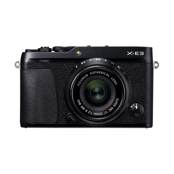Fuji X-E3 23mm black 1