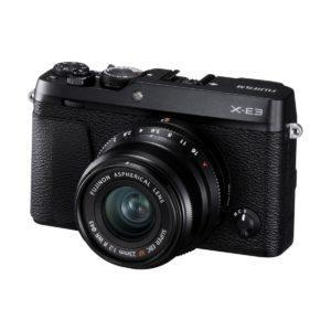 Fuji X-E3 23mm black 2