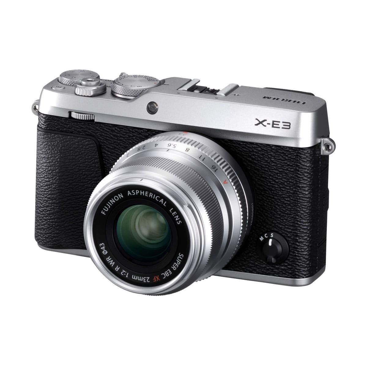 Fujifilm X-E3 + 23mm F2.0 hopea