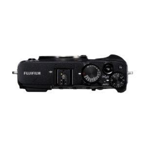 Fuji X-E3 black 3
