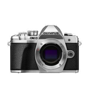 Olympus E-M10 Mark III runko - musta