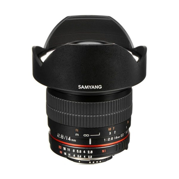 Samyang 14mm f/2.8 ED AS IF UMC - Nikon AE