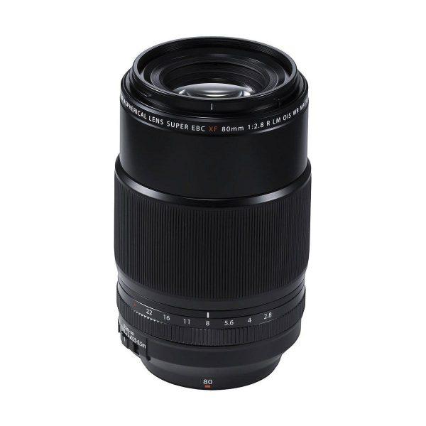 Fujinon XF 80mm f/2.8 R LM OIS WR Macro