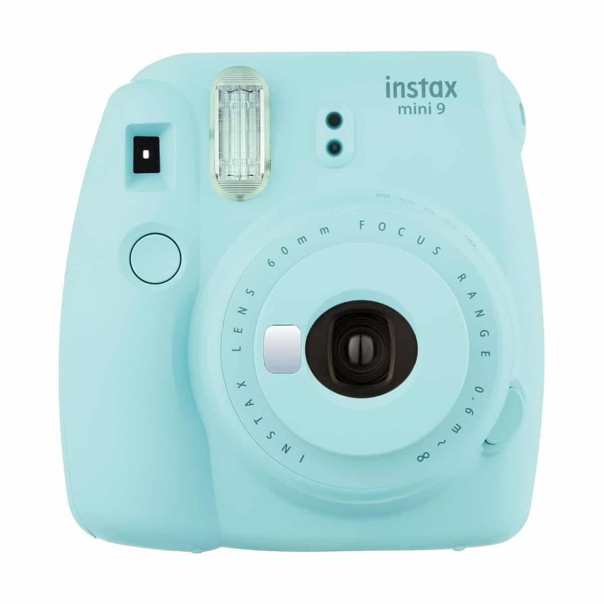 Fujifilm instax mini 9 fujifilm pikakamerat for Housse instax mini 9